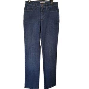 RW.CO high rise, médium wah taper jeans